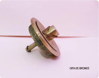 CIFA DE BRONCE PARA POZO 4″ PISCINA