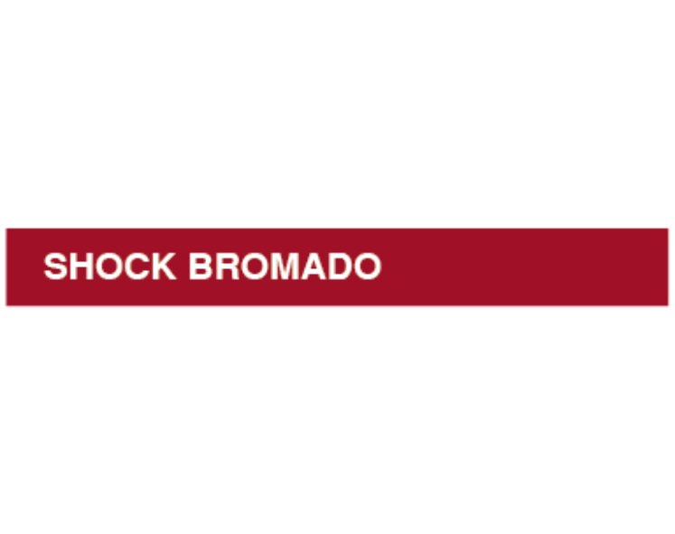 SHOCK BROMADO (PARA PISCINAS TECHADAS)