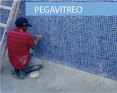 PEGAVITREO MARCA SPIN 20 KG. COLOR BLANCO
