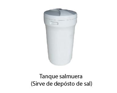 TANQUE SALMUERA MARCA PURIKOR