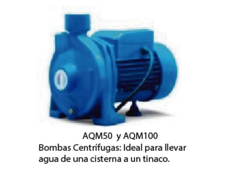 BOMBA CENTRÍFUGA AQUEX 1 HP