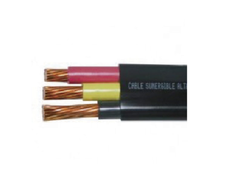 CABLE SUMERGIBLE PLANO 3 X 12
