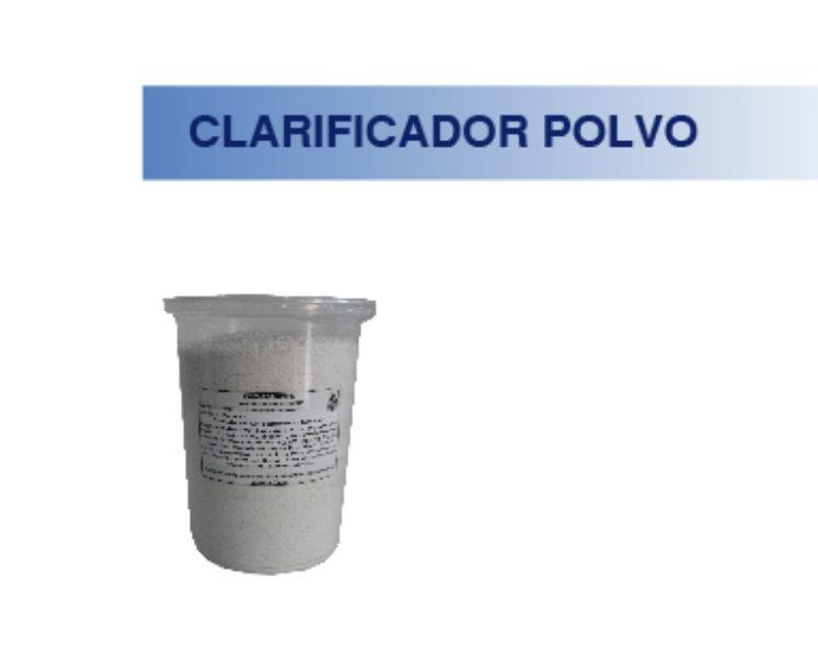 CLARIFICADOR POLVO