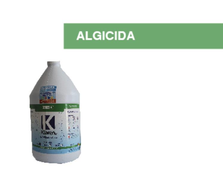 ALGICIDAS PARA PISCINAS