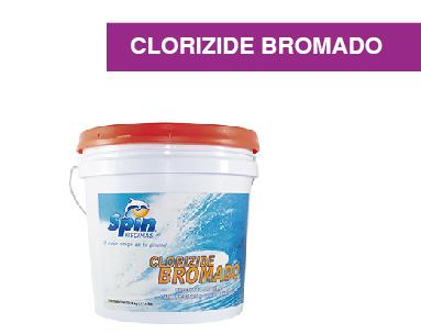 CLORIZIDE BROMADO (CLORO PARA PISCINAS TECHADAS)