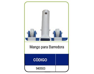 MANGO PARA BARREDORA